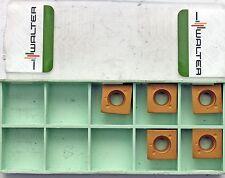 5 PLAQUITAS INTERCAMBIABLES Walter spmw120606t-a27, wap35, 5014423