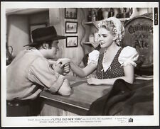 ALICE FAYE & RICHARD GREENE Little Old New York 1940 VINTAGE PHOTO actor actress