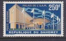 Dahomey C18 Mnh 1963 African & Malgache Union airmail Issue Vf
