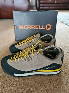 Merrell Catalyst Suede UK8 Mens Footwear Trainers Walking Hiking Casual Approach