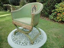 Coronation Gift Children's Chair Queen Elizabeth II Collectors Antique June 1953