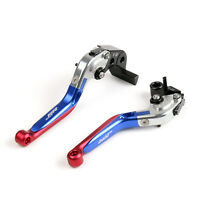 Adjustable Folding Bremshebel Kupplungshebel für BMW S1000RR 2013-2014 Blue A3