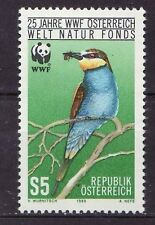 Austria 1988 - MNH - Vogels / Birds  (WWF/WNF)
