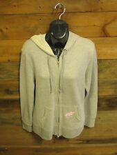 NEW PSE ARCHERY LADIES FRENCH TERRY FULL-ZIP HOODIE #PSE41800 GREY/PINK  XL
