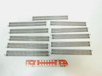 BN379-0,5# 11x Roco H0/DC 42410 Gleis/Gleisstück G1/G 1 gerade, NEUW