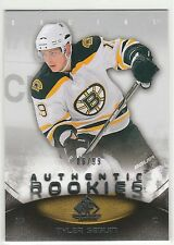 2010 10-11 SP Game Used #199 Tyler Seguin 86/99 RC Rookie