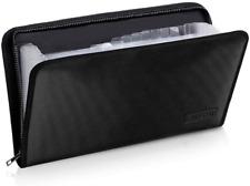 Expanding File Folder Document Organizer Fireproof Money Bag A5 Size 13 Pockets
