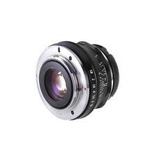 25mm F1.8 Prime Lens Manual Focus MF For Panasonic Olympus MFT M4/3 camera