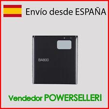 Bateria BA800 para SONY ERICSSON Xperia S LT26i / Xperia V LT25i Xperia Arc HD