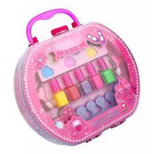 Kosmetisches Spielzeug Beauty Set Koffer für Mädchen mit Lippenstift