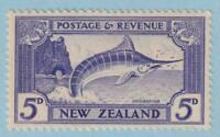 NEW ZEALAND 192  MINT HINGED OG * NO FAULTS EXTRA FINE!