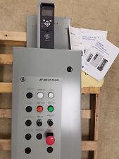 NEW GE 6KFPHD0051FD3XX 5HP Enclosed Drive Panel AF 600 5 HP 480 V AF600