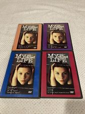 My So-Called Life Series 4 Dvd Lot of Volumes 1,2,4,5 (Dvd, 2002)Claire Danes D5