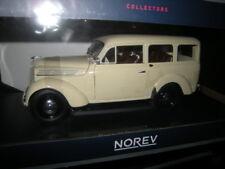 1:18 Norev Renault Break 300 Kg Juvaquatre 1951 Ivory Nr. 185260 in OVP