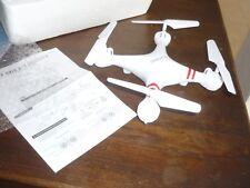 DRONE quadricopter avec CAMÉRA 2.0MP WIFI et affichage temps réel sur téléphone