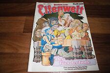 Abenteuer in der ELFENWELT # 7 -- Trick der Trolle / von Wendy+Richard Pini 1984