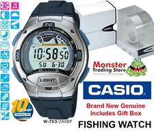 Casio Standard W-753-2AVCF Wristwatch