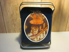 The Saturday Evening post 1939 Vintage Tin Can - The Curtis Publishing Co.