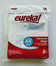 (3) Eureka AA  vacuum cleaner bags - New