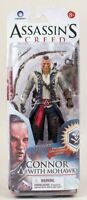 ASSASSIN´S CREED 3 III ACTION FIGURE SNODABILE CONNOR KENWAY WITH MOHAWK 15 CM