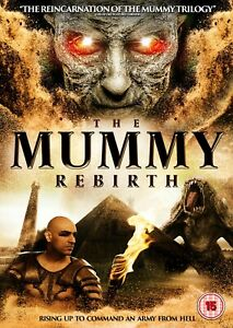 MUMMY REBIRTH, THE (RELEASED 7TH OCTOBER) (DVD) (NEW) (FREE POST)