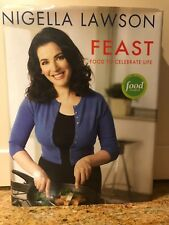Feast: Food to Celebrate Life by Lawson, Nigella Book The Fast Free Shipping
