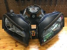03-06 HONDA CBR600RR Headlight Head Lights Lamp OEM