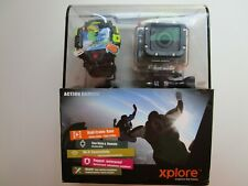 XPLORE ACTION CAMERA WITH LIVE VIEW & REMOTE ON YOUR WRIST - HIGH FRAME RATE