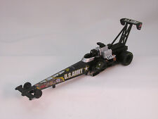 AUTO WORLD U.S. ARMY DRAGSTER W/SPECIALTY CHASSIS ~ MINT-NOS ~ SUPER SHARP!