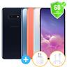 Samsung Galaxy S10e G970U AT&T Unlocked BLACK WHITE Excellent Condition 128GB