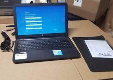 "HP 15-ba009dx - 15.6"" Laptop AMD Quad-Core A6-7310 APU - 4GB RAM 500GB HD Win10"