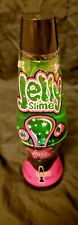 Lava The Original Jelly Slime Green w/glitter 4 oz *New*