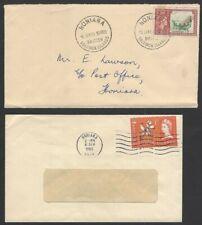British Solomon Islands 1960s covers (4)