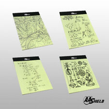 AA Shield All Weather Notebook Waterproof Outdoor Tactical Sketch Note A5 (4PCS)