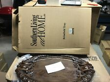 Southern living at home BRIMFIELD TRAY NEW 40698