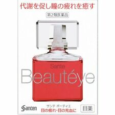 Santen Beauteye Eye Drops 12ml Shipping Free from Japan