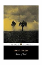 Storm of Steel (Penguin Classics Deluxe Edition) Free Shipping