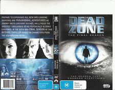 The Dead Zone-2002/7-TV Series USA-[The Final Season-3 Disc Set]-3 DVD