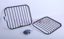 Pair Head Light Protection Stone Guard Grills for Mercedes Benz W463 G WAGON