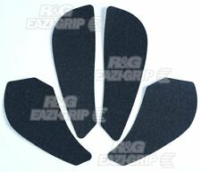 R&G Racing Eazi-Grip Traction Pads Black to fit Kawasaki ZX6R P7F-P8F 2007-2008