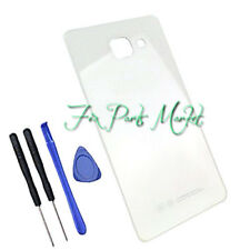 "Rear Battery Cover Back Housing Door For Samsung Galaxy A9 Pro A9100 2016"" White"