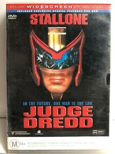 Judge Dredd - DVD - AusPost with Tracking