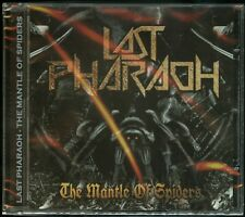 Last Pharaoh The Mantle Of Spiders CD new