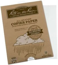 "Rite in the Rain 8511-50 All-Weather Copier & Laser Paper, 8-1/2"" x 11"""