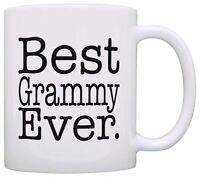 Mother's Day Gift for Grandma Best Grammy Ever Mom Gift Coffee Mug Tea Cup New