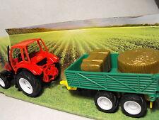 Modello trattore da fattoria e rimorchio trattore da fattoria e rimorchio con SUONO e luce
