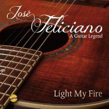 Jose Feliciano - Light My Fire A Guitar Legend [CD]