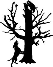 Coon Decal #001 Hunting Sticker for Car/Trucks, Windows Vinyl Graphic
