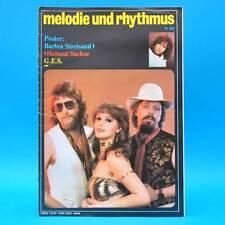 DDR Melodie und Rhythmus 11/1983 Barbra Streisand John Mayall Paul Rutherford C