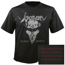 VENOM - Black Metal T-Shirt